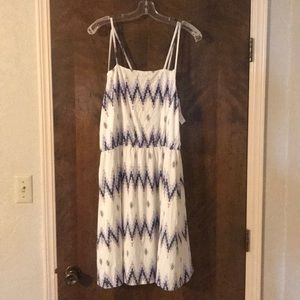 Knit summer dress. NWT.